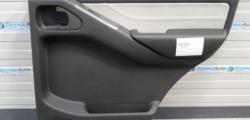 Tapiterie usa dreapta spate Nissan Pathfinder