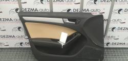 Tapiterie stanga fata, Audi A4 Avant (8K5, B8) (id:314951)