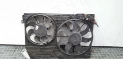 Grup electroventilatoare 1K0121207AT, Skoda Octavia 2 (1Z3) 2.0 fsi