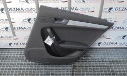 Tapiterie dreapta spate, Audi A4 (8K2, B8) (id:246279)
