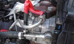 Pompa inalta presiune 8981030281, Opel Astra H 1.7cdti, Z17DTR