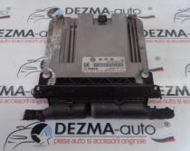 Calculator motor 03L907309, 0281015029, Audi A3 (8P) 2.0tdi, CBAB