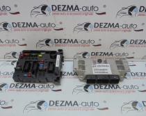 Calculator motor, 9654210380, Peugeot 307 (3A/C) 2.0B