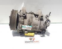 Compresor clima, cod 9678656080, Peugeot Partner (II) Tepee, 1.6 hdi, 9HZ