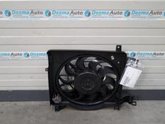 Electroventilator racire GM13171426, GM24467444, Opel Astra H sedan, 1.9cdti, Z19DTL
