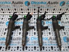 Injector 0445110340, Peugeot Partner Tepee 1.6hdi, 9HW