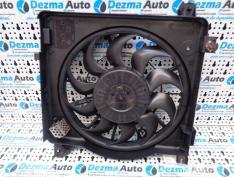 Electroventilator, GM24467444, GM24467442, Opel Astra H, 1.3cdti (id:205009)