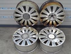 Set jante aliaj, 4F0601025AA, Audi A6 (4F2, C6) 2004-2011 (id:205950)