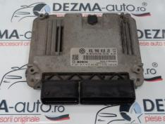 Calculator motor, 03L906018JB, 0281017413, Vw Beetle (5C1), 2.0tdi, CFFA