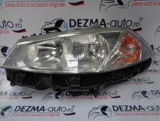 Far stanga, 8200073222J, Renault Megane 2 combi, 2003-2008