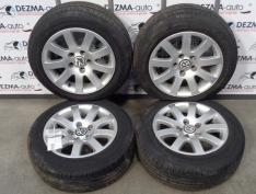 Set jante aliaj, 3B0601025K, Vw Golf Plus 1.9tdi, BKC