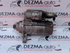 Electromotor, 02Z911023H, Skoda Superb 2 (3T) 1.9tdi, BXE