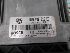 Calculator motor Seat Altea, 2.0tdi, 03G906016EG