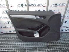 Tapiterie stanga fata, Audi A4 Avant (8K5, B8)