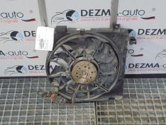 Electroventilator, GM24467442, GM2446744, Opel Astra H sedan 1.3cdti