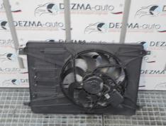 Electroventilator cu releu, 6G91-8C607-PC, Ford Mondeo 4 Turnier 1.8tdci