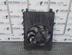 Electroventilator cu releu 6G91-8C607-PE, Ford Mondeo 4 Turnier, 1.8tdci (id:281236)