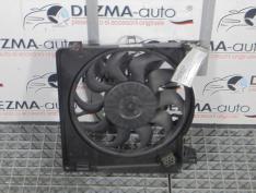 Electroventilator, GM13241611, Opel Astra H combi, 1.7cdti