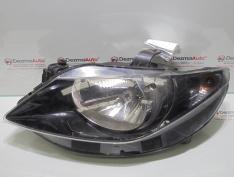 Far stanga 6J2941021C, Seat Ibiza 5 (6J5) 1.4tdi (id:299649)