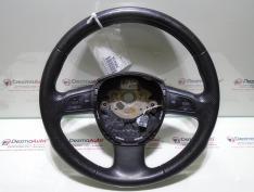 Volan piele cu comenzi 4F0419091AP, Audi A6 Allroad (4FH, C6)