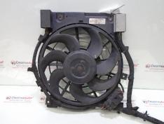 Electroventilator, GM13132559, Opel Astra H combi, 1.7cdti (id:303780)