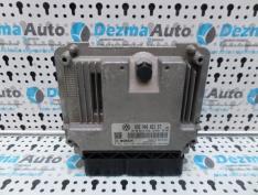 Calculator motor Vw Golf 5 (1K1) 2.0tdi, BMM, 03G906021ST, 0281014588