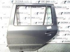 Usa stanga spate, Skoda Octavia 2 Combi (id:333115)