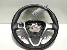 Volan piele si comenzi, Ford Fiesta 6 (id:345149)