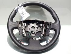 Volan piele cu comenzi, 8200587074, Renault Megane 2 combi (id:348590)