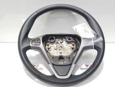 Volan piele cu comenzi, Ford Fiesta 6, 8A61-3600-DG (id:357931)