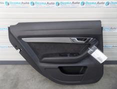 Tapiterie stanga spate, 4F0867305, Audi A6, 4F, 2004-2011 (id.162379)