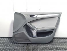 Tapiterie dreapta fata, Audi A4 Avant (8K5, B8) 8K1857106 (id:389929)