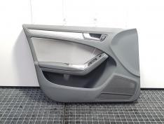 Tapiterie stanga fata, Audi A4 Avant (8K5, B8) 8K1867105 (id:389928)
