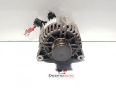 Alternator, Ford Fusion, 1.4 tdci, F6JA, 2S6T-AA