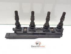 Bobina inductie, Opel Astra H GTC, 1.8 b, Z18XE, GM90536194