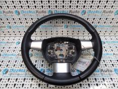 Volan piele 4M51-3600-E, Ford Focus 2, 2004-2011 (id.168176)
