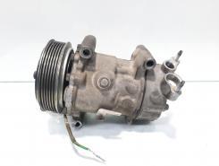Compresor clima, cod 9655191580, Peugeot Partner (II) Tepee, 1.6 benz, NFU (idi:462665)