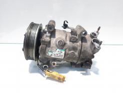 Compresor clima, cod 9671216280, Peugeot Partner (II) Tepee, 1.6 HDI, 9HZ (idi:462462)