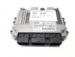 Calculator motor, cod 9661773380, 0281011863, Peugeot 307 SW, 1.6 HDI, 9HX (id:483254)