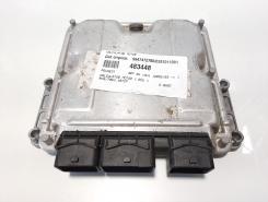 Calculator motor, cod 9647472780, 0281011081, Peugeot 307 SW, 2.0 HDI, RHS (id:483448)