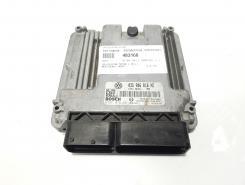 Calculator motor, cod 03G906016HE, 0281012291, Skoda Octavia 2 Combi (1Z5), 2.0 TDI, BKD (idi:483160)