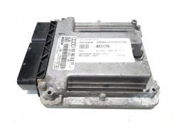 Calculator motor, cod 03G906016FF, 0281011905, Skoda Octavia 2 Combi (1Z5), 2.0 TDI, BKD (idi:483179)