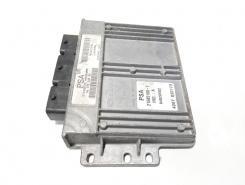 Calculator motor, cod 9657018380, Peugeot 307 SW, 1.4 benz, KFU (idi:483344)