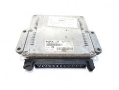 Calculator motor, cod 9635157080, 0281010248, Peugeot 307 SW, 2.0 HDI, RHY (idi:483631)