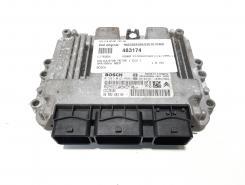Calculator motor Bosch, cod 9663268380, 0281012468, Peugeot 307 SW, 1.6 HDI, 9HX (idi:483174)
