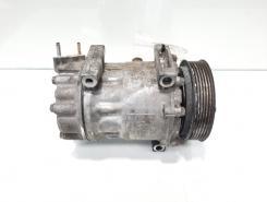 Compresor clima, cod 9651911480, Peugeot Partner (II) Tepee, 1.6 HDI, 9HZ (idi:484334)