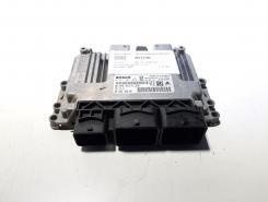 Calculator motor, cod 9666235880, 0261201863, Peugeot 307 SW, 1.6 HDI, 9HX (idi:491758)