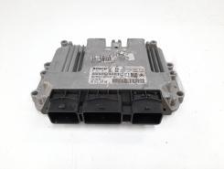 Calculator motor, cod 9661377280, 0281011863, Peugeot 307 SW, 1.6 HDI, 9HX (idi:491703)