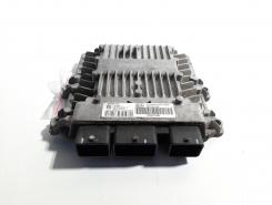Calculator motor, cod 9663483180, Peugeot 307 SW, 1.4 HDI, 8HZ (idi:491736)