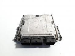 Calculator motor, cod 9654693280, 0281011521, Peugeot 307 SW, 2.0 HDI, RHY (idi:492038)